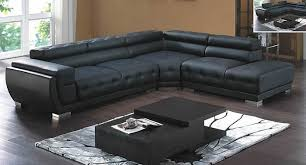 Black Sectional Sofas Black Sectional Sofa The Best Choice For The Living Room The