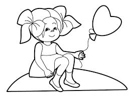 happy person coloring page 85 252