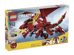 light brick sets creator fiery legend 6751 building sets amazon canada