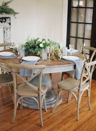Best  Rustic Round Dining Table Ideas Only On Pinterest Round - Round dining room table and chairs