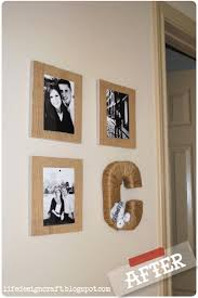 Black And White Wall Decor by Top 25 Best Burlap Wall Decor Ideas On Pinterest Burlap Art