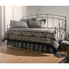 Black Daybed With Trundle Daybed With Link Spring And Trundle In Black Walnut B41709