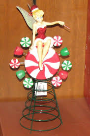 Disney Tinkerbell Christmas Tree Topper by 53 Best Disney Tinkerbell U0026 Her Friends Images On Pinterest