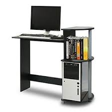 Corner Computer Tower Desk Small Corner Computer Desk Student Wood Tower Shelf Desktop