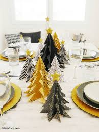 Black And Gold Christmas Tree Decorations My Black U0026 Gold Christmas Tablescape