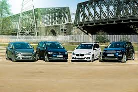 land rover bmw group test ford s max vs vw sharan vs bmw 220d gran tourer vs