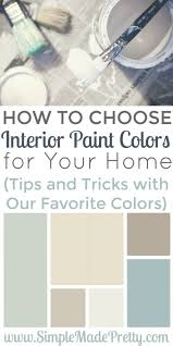 home interior paint color ideas and advice beauty home design