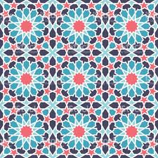 moroccan tile moroccan tile pattern stock vector art 828363904 istock