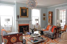 Federal Style Interior Decorating Icon Interior In The Modern Eclectic Living Room Design Ideas