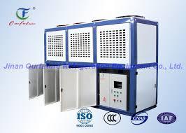 condensation chambre unité de compresseur de chambre froide de 220v danfoss 1 unité de
