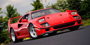 how many f40 are left eight things you didn t about the f40 right