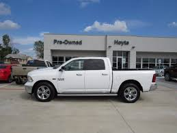 2014 dodge ram 1500 crew cab 2014 dodge ram 1500 crew cab lone white used truck for sale