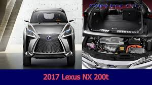 lexus nx200 atomic silver new lexus nx 200t 2017 redesign price and changes youtube