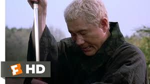 best zatoichi the blind swordsman zatoichi 1 11 clip blind fury 2003