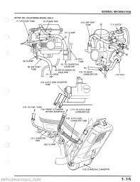 1985 u2013 1986 honda vt1100c shadow service manual repairmanual com