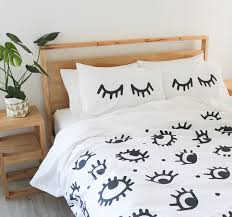 Duvet Without Cover 28 Bedding Sets That Are Almost Too Cool To Sleep On
