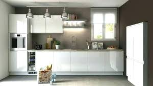 cuisine équipée blanc laqué cuisine moderne blanc laque cuisine moderne blanc laque la blanche