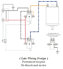 winch wiring diagram two solenoid 28 images warn winch xd9000