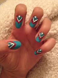 charlie distracted nail art