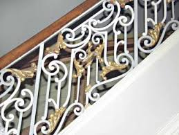 Iron Handrail For Stairs Salvaged Staircase Elements Olde Good Things