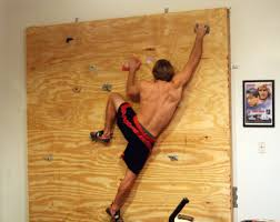 How To Get Scuff Marks Off Walls by I Built A Home Rock Climbing Wall Johnvantine Com