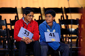 Seeking Title Among Students Seeking Title Of Houston S Premier Speller