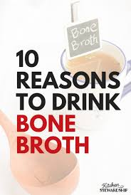 4 Biggest Benefits Of Gel Health Benefits Of Drinking Bone Broth Chicken Stock Daily