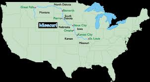 map of missouri river the missouri river map travel map vacations travelsfinders com