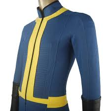 Fallout Halloween Costume Fallout 4 Sole Survivor Nora Jumpsuit Bodysuit Suit