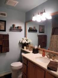 blue and brown bathroom ideas blue and white bathroom redesign inspiration with blue wall with
