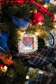 Christmas Ornaments Michaels Michaels Makers The Preppy Tree U2013 Plaids And Tartan