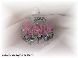 baby s 1st ornament pink