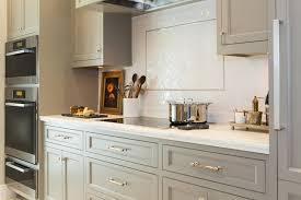honed carrera countertops transitional kitchen benjamin