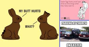 Chocolate Bunny Meme - 33 very bunny memes for your easter celebrations