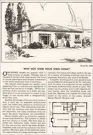 ladies home journal 1935 house plans small spanish eclectic