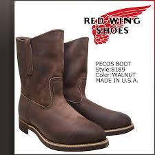 buy s boots usa sugar shop rakuten global market redwing wing pecos