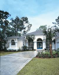 Southwestern Home by Siesta Hill Florida Style Home Plan 047d 0048 House Plans And More