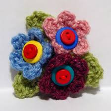 Tiny Flower Crochet Pattern - ravelry teeny tiny flowers pattern by lucy of attic24