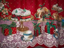 kitchen christmas at home 2010 011 kitchen curtain 67 christmas