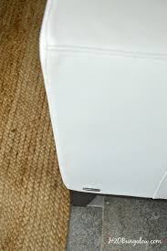 How To Clean Leather Sofa How To Clean White Leather Furniture