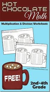chocolate math u2013 multiplication and division