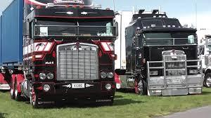 Trucking 2016 Truck Show Big Rigs Mack Kenworth White