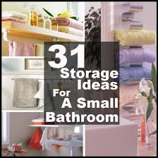 creative storage ideas for small bathrooms 31 creative st diy small bathroom storage ideas storage