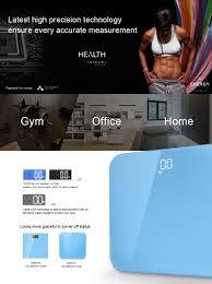 amazon com 2017 accuracy digital body weight bathroom scale by
