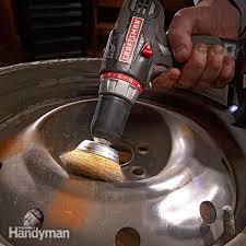 how to refinish wheels family handyman