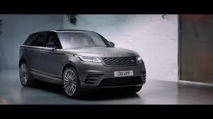 2017 new range rover velar design interior film youtube