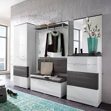 Schlafzimmerschrank Billig Kaufen Schön Garderoben Set Weiß Garderobe Pinterest