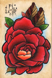 bud of rose japanese tattoo design best tattoo designs