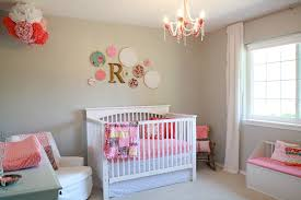 home innovation decoration ideas for a nursery including wall