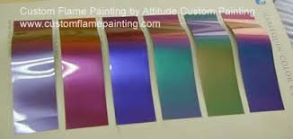 ppg harlequin color shift color charts attitude paint jobs